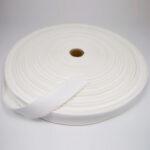 BW-Gurtband weiß
