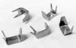 Anfangsteile für Spiralreißverschlüsse mit ca. 10 mm Kettenbreite