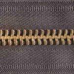 Metallreißverschluss