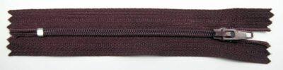 RV Spirale Nr.0, autolock, 10 cm, cranberry TA021