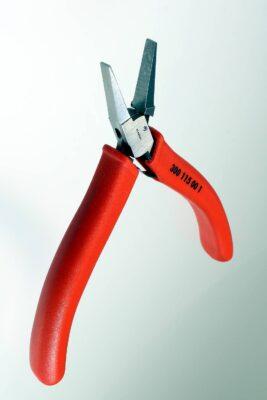 Flat pliers, 4 mm width