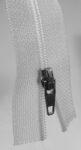 Spiral zipper long chain endless No.0 transparent