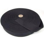 BW-Gurtband schwarz