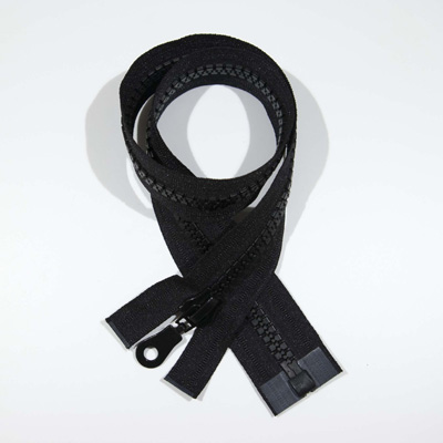 RV Delrin 9, tb, al, Ovalgriff, 60 cm, schwarz