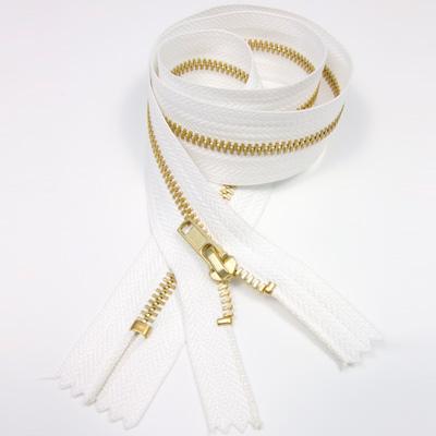 Zip M0 brass 60cm white