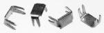 Reißverschluss-Endteile RT0 für ca. 4 mm Kettenbreite