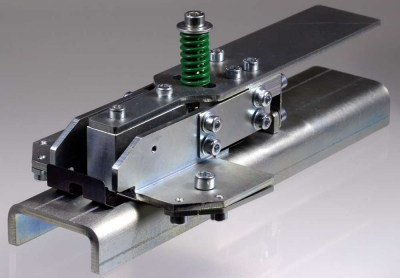 Reißverschlusskettenabschneidewerkzeug (Gapping Tool)